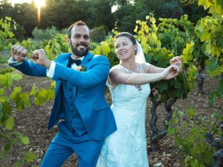 Le mariage de Caitlin et Antonin
