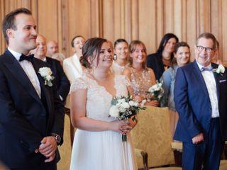 Le mariage de Laurine et Geoffroy