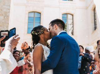 Le mariage de Sarah et Alex