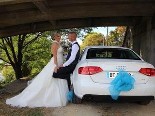 Le mariage de Natacha et Mickaël