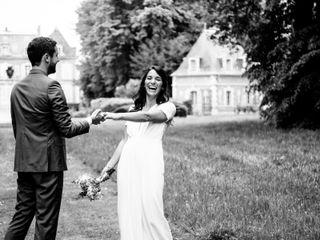 Le mariage de Anastasia et Thomas