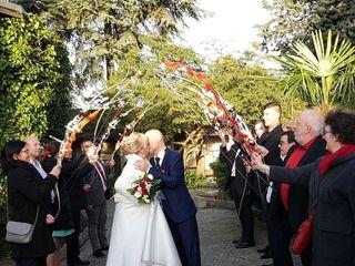 Le mariage de Laurence et Marc