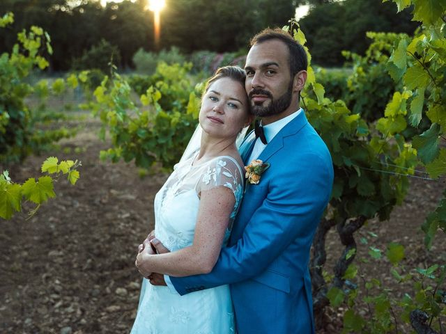 Le mariage de Antonin et Caitlin à Le Muy, Var 71