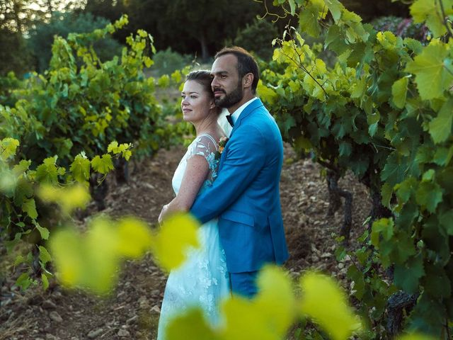 Le mariage de Antonin et Caitlin à Le Muy, Var 74