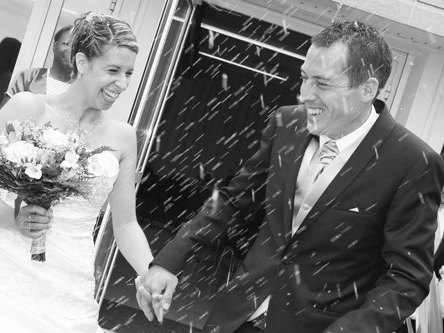 Le mariage de Vanéssa et Benoit