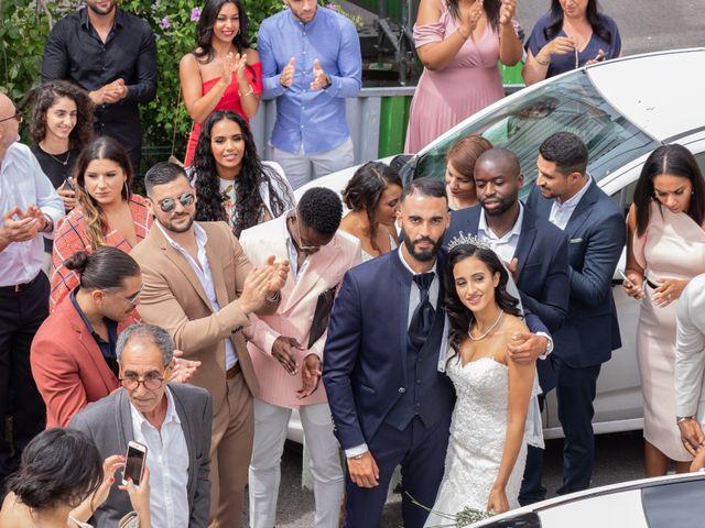 Le mariage de Jillali et Sonia à Évry, Essonne 1