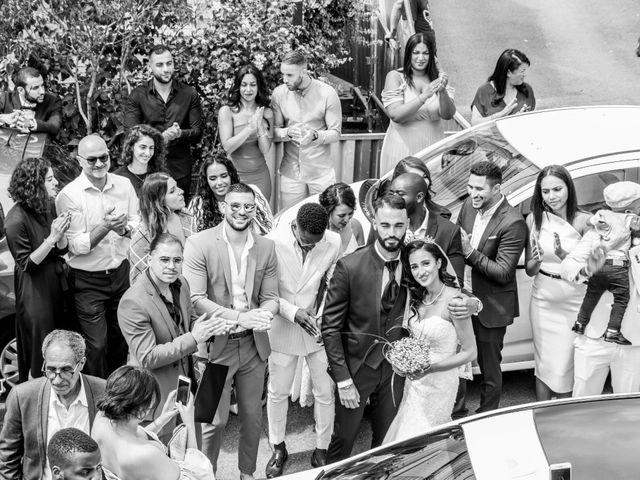 Le mariage de Jillali et Sonia à Évry, Essonne 2