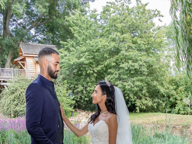 Le mariage de Jillali et Sonia à Évry, Essonne 5