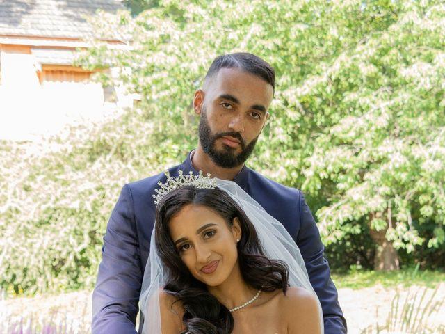 Le mariage de Jillali et Sonia à Évry, Essonne 6