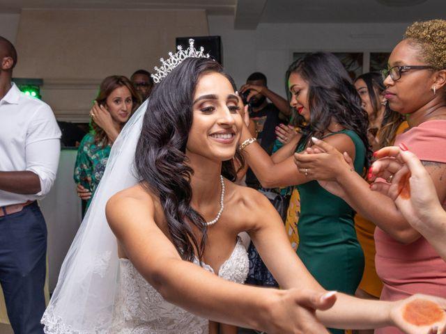 Le mariage de Jillali et Sonia à Évry, Essonne 8