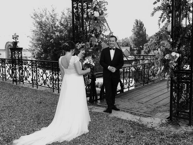 Le mariage de Geoffroy et Laurine à Rouen, Seine-Maritime 13