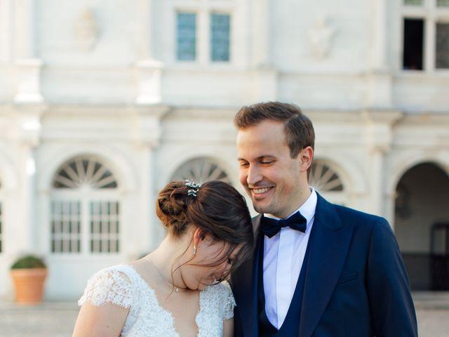 Le mariage de Geoffroy et Laurine à Rouen, Seine-Maritime 17