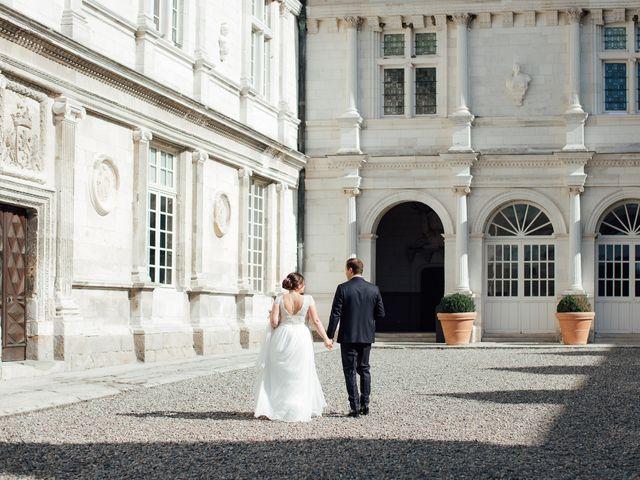 Le mariage de Geoffroy et Laurine à Rouen, Seine-Maritime 20