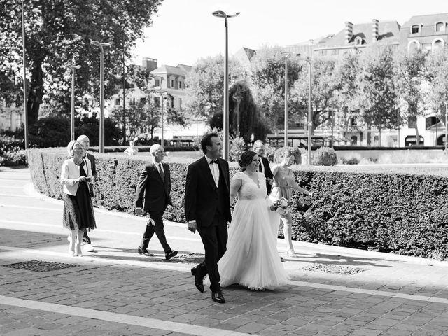 Le mariage de Geoffroy et Laurine à Rouen, Seine-Maritime 26