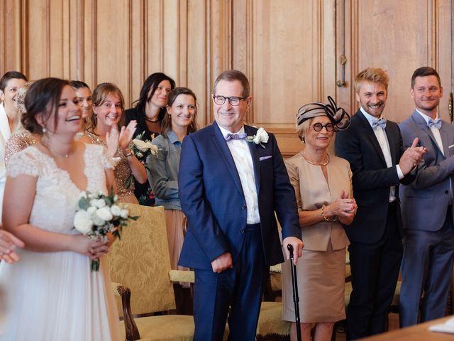 Le mariage de Geoffroy et Laurine à Rouen, Seine-Maritime 28