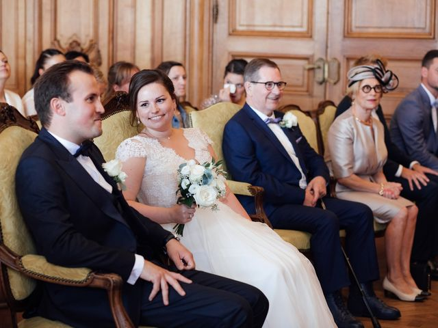 Le mariage de Geoffroy et Laurine à Rouen, Seine-Maritime 29