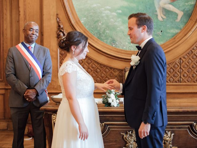 Le mariage de Geoffroy et Laurine à Rouen, Seine-Maritime 31