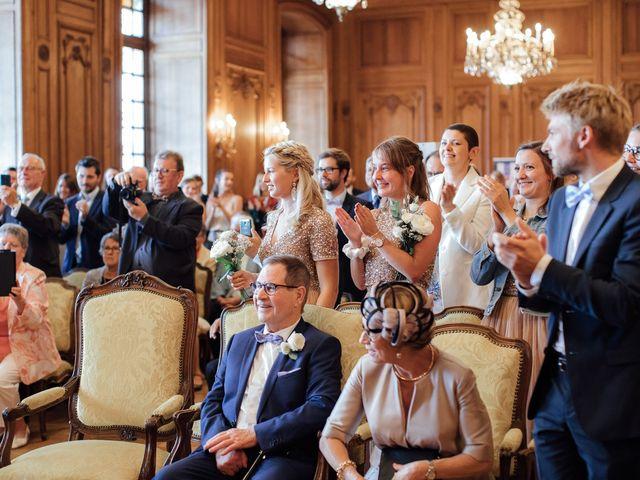 Le mariage de Geoffroy et Laurine à Rouen, Seine-Maritime 32