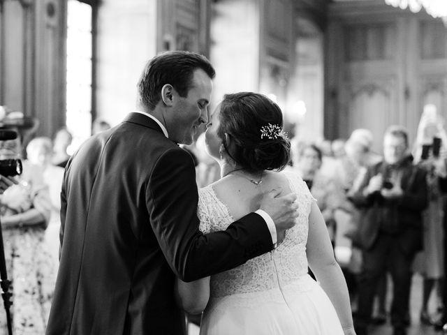Le mariage de Geoffroy et Laurine à Rouen, Seine-Maritime 33