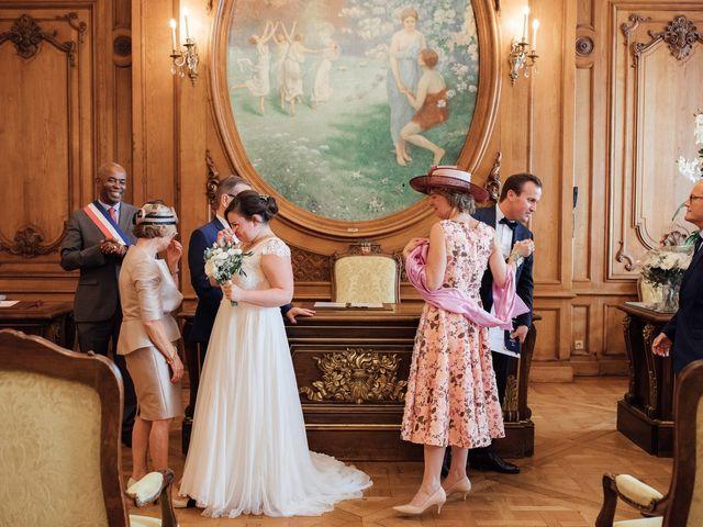 Le mariage de Geoffroy et Laurine à Rouen, Seine-Maritime 34