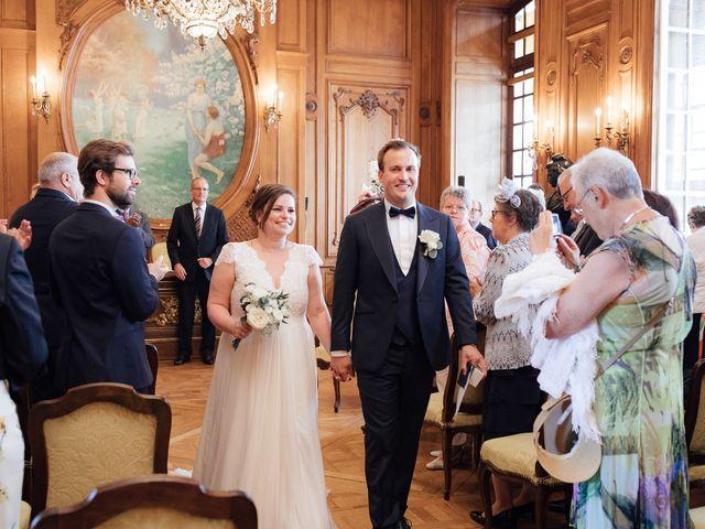 Le mariage de Geoffroy et Laurine à Rouen, Seine-Maritime 35