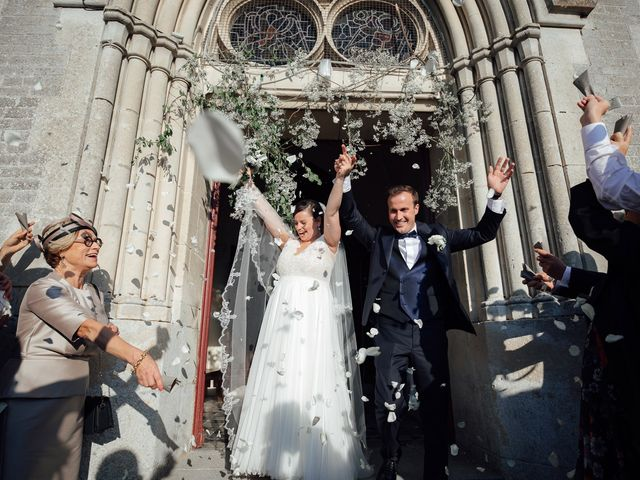 Le mariage de Geoffroy et Laurine à Rouen, Seine-Maritime 46