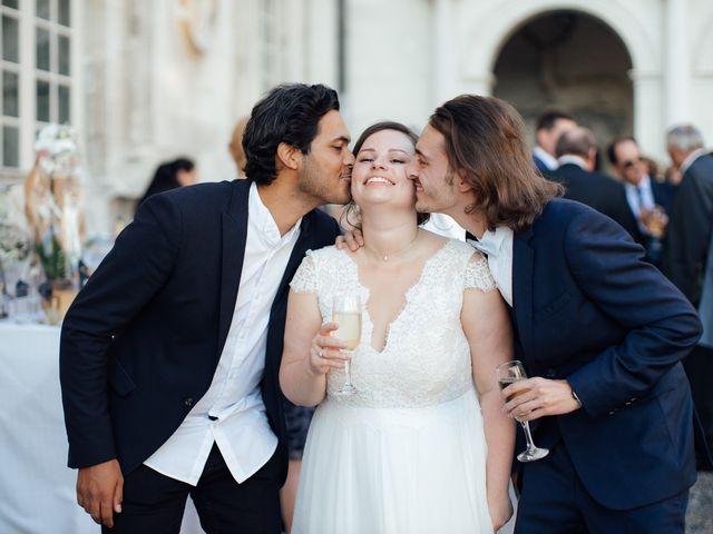Le mariage de Geoffroy et Laurine à Rouen, Seine-Maritime 56