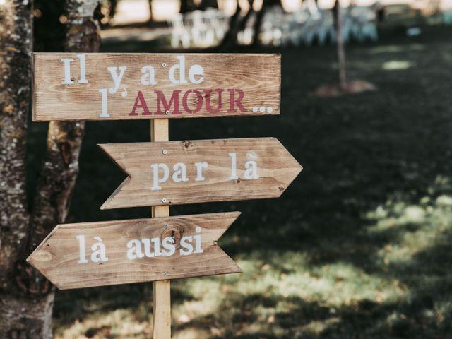 Le mariage de Alex et Sarah à Beaumontois-en-Périgord, Dordogne 5