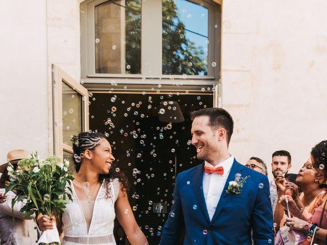 Le mariage de Alex et Sarah à Beaumontois-en-Périgord, Dordogne 22