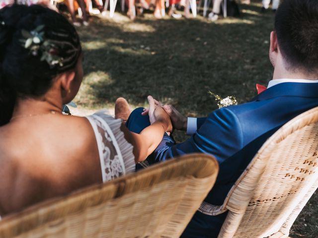Le mariage de Alex et Sarah à Beaumontois-en-Périgord, Dordogne 30