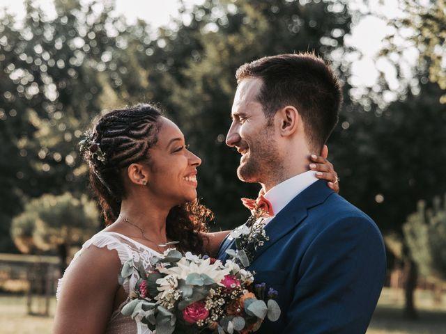 Le mariage de Alex et Sarah à Beaumontois-en-Périgord, Dordogne 1