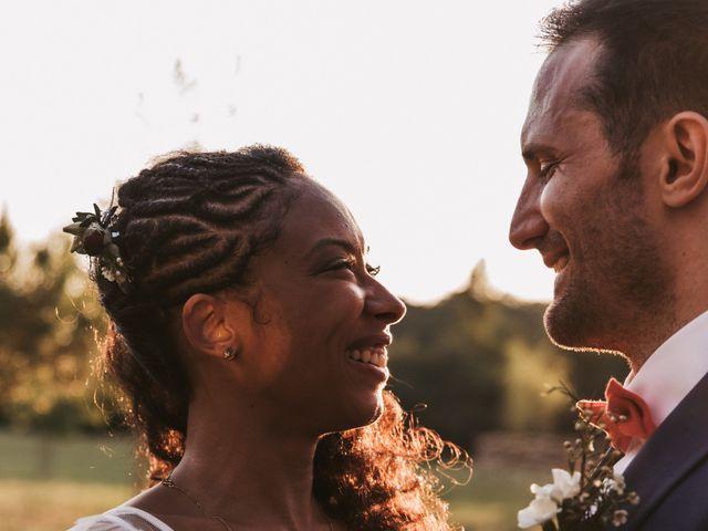 Le mariage de Alex et Sarah à Beaumontois-en-Périgord, Dordogne 58
