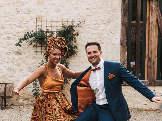 Le mariage de Alex et Sarah à Beaumontois-en-Périgord, Dordogne 64