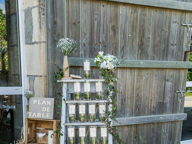 Le mariage de Julien et Claire à Saint-Martin-Lars-en-Sainte-Hermine, Vendée 26
