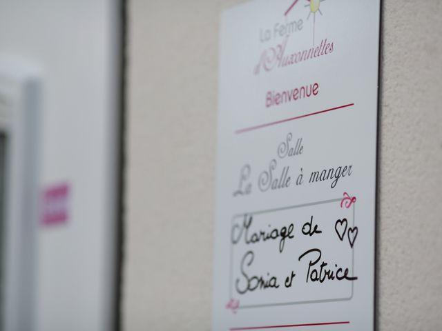Le mariage de Patrice et Sonia à Malesherbes, Loiret 4