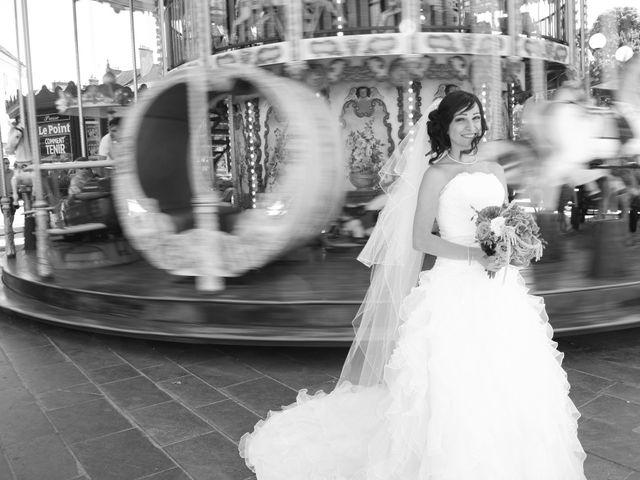 Le mariage de Patrice et Sonia à Malesherbes, Loiret 6