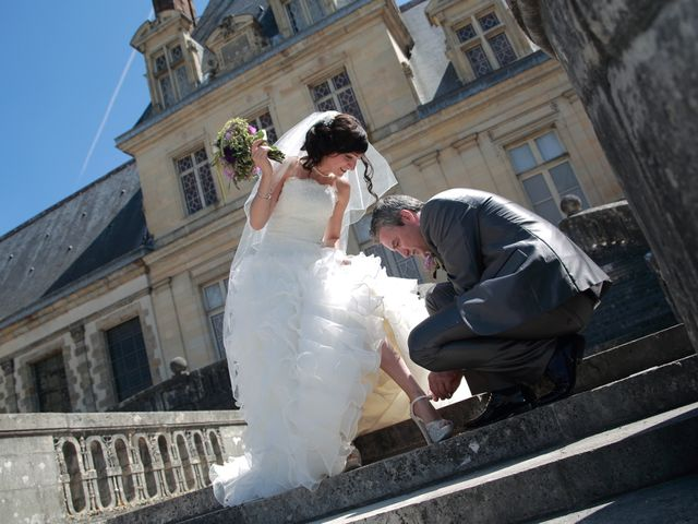 Le mariage de Patrice et Sonia à Malesherbes, Loiret 19