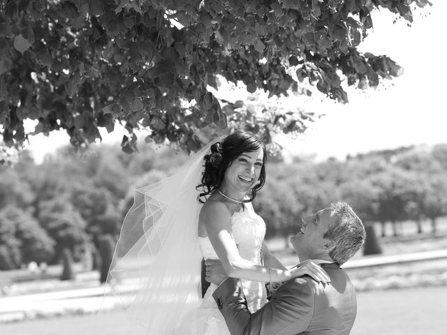 Le mariage de Patrice et Sonia à Malesherbes, Loiret 29