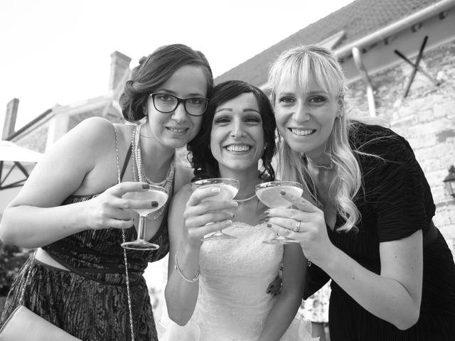Le mariage de Patrice et Sonia à Malesherbes, Loiret 55
