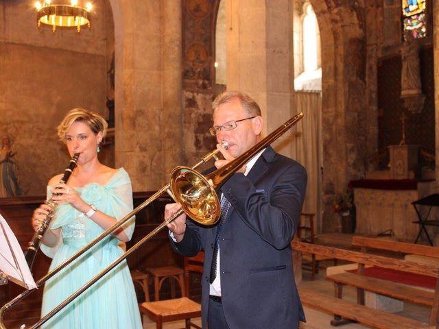 Le mariage de Mathieu et Anaelle  à Saint-Gengoux-le-National, Saône et Loire 1