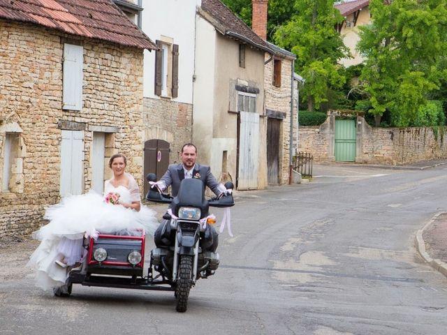 Le mariage de Anaelle  et Mathieu