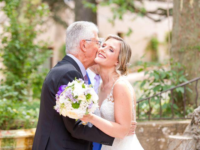 Le mariage de Marc et Alexandra à Trets, Bouches-du-Rhône 20