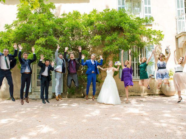 Le mariage de Marc et Alexandra à Trets, Bouches-du-Rhône 21