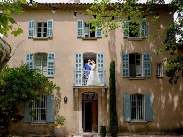 Le mariage de Marc et Alexandra à Trets, Bouches-du-Rhône 22