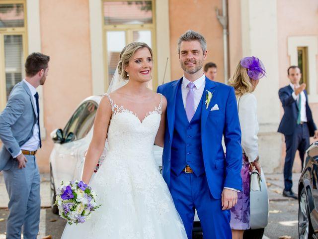 Le mariage de Marc et Alexandra à Trets, Bouches-du-Rhône 23