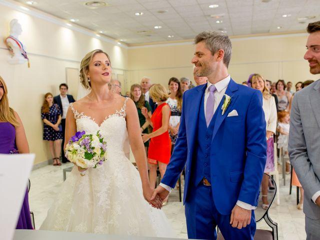 Le mariage de Marc et Alexandra à Trets, Bouches-du-Rhône 24