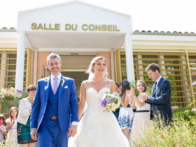 Le mariage de Marc et Alexandra à Trets, Bouches-du-Rhône 26