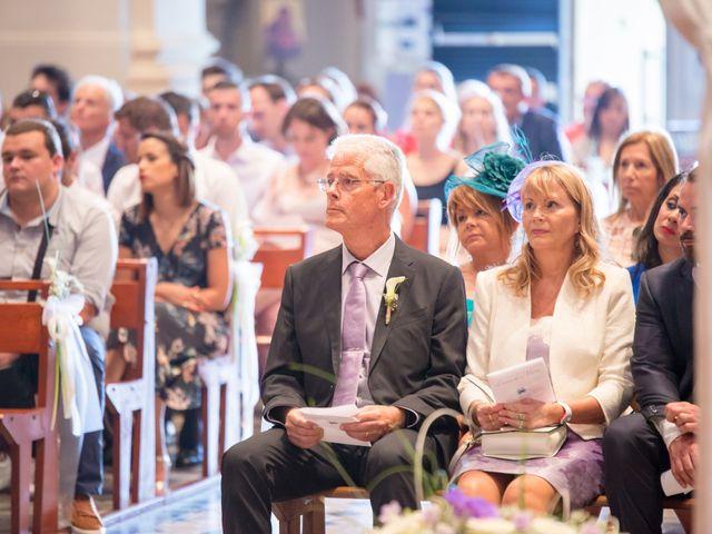 Le mariage de Marc et Alexandra à Trets, Bouches-du-Rhône 29