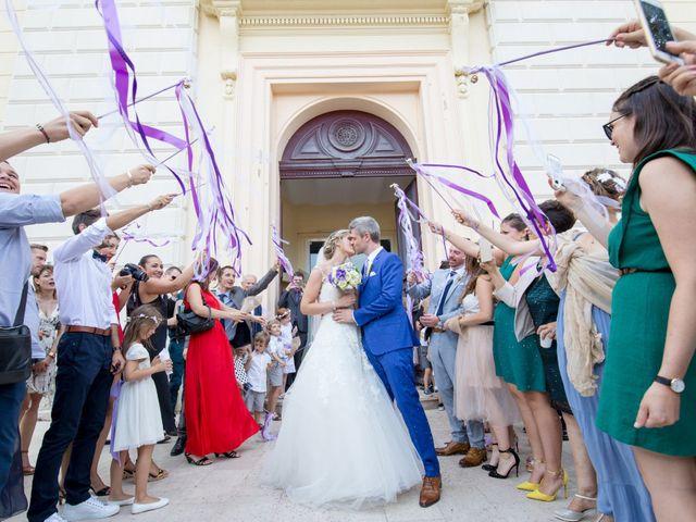 Le mariage de Marc et Alexandra à Trets, Bouches-du-Rhône 31