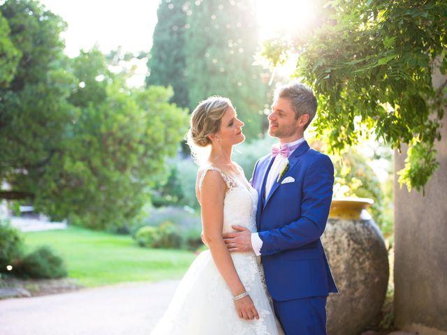 Le mariage de Marc et Alexandra à Trets, Bouches-du-Rhône 37